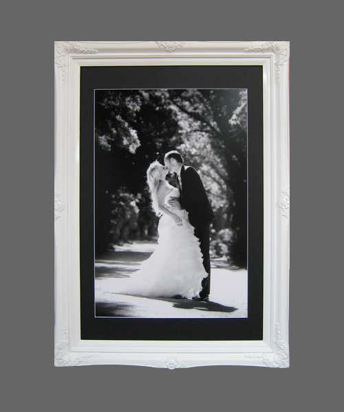 Contemporary Wedding Picture Framing Melbourne