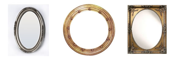 Round, Circle, Oval, Frames Melbourne