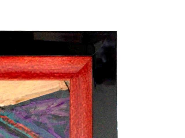 Detail High Gloss Modern, Contemporary Frames