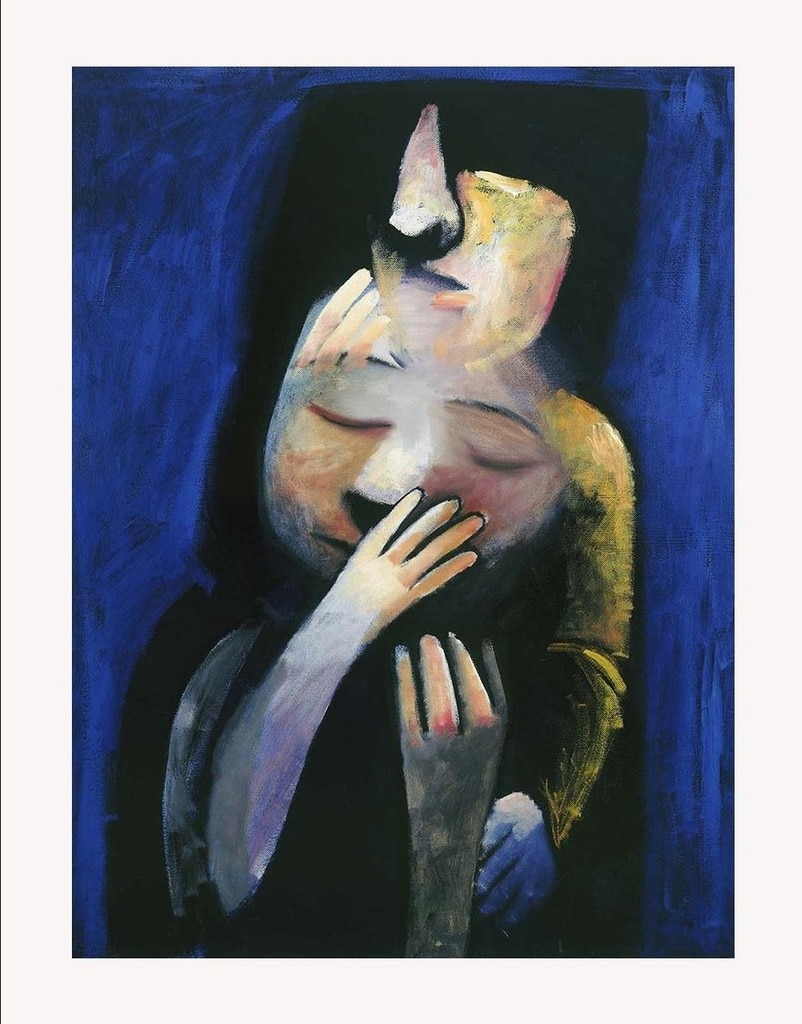 The Drama by Charles Blackman