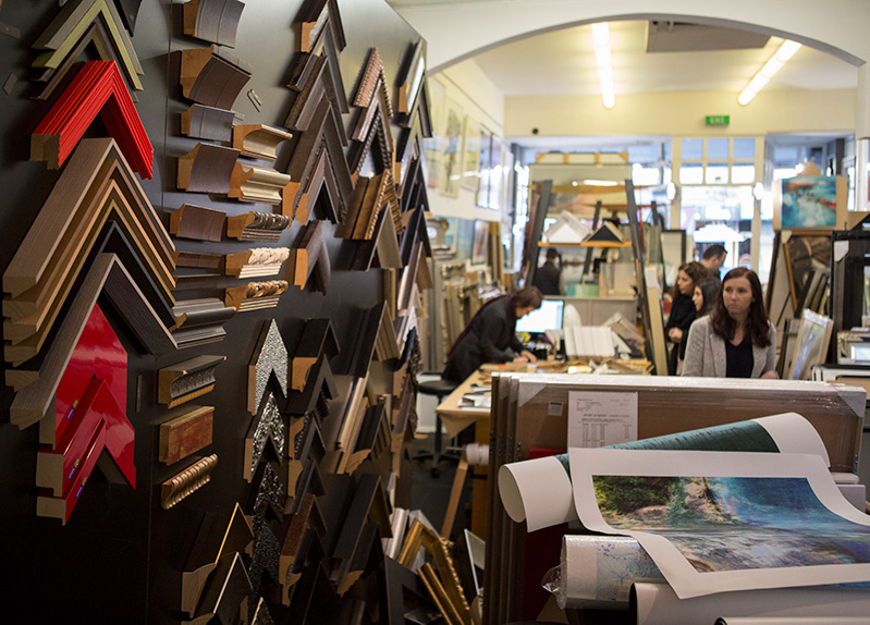 Pre-made Frames | Photo Frames Melbourne | Picture Framing Melbourne